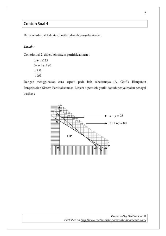 Contoh Soal Model Matematika : contoh, model, matematika, Menentukan, Model, Matematika, Cerita
