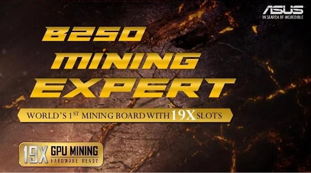 Asus B250 mining expert sales kit
