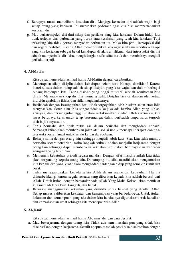 Bagaimana Cara Kita Untuk Meneladani Asmaul Husna Al Karim : bagaimana, untuk, meneladani, asmaul, husna, karim, Asmaul, Husna