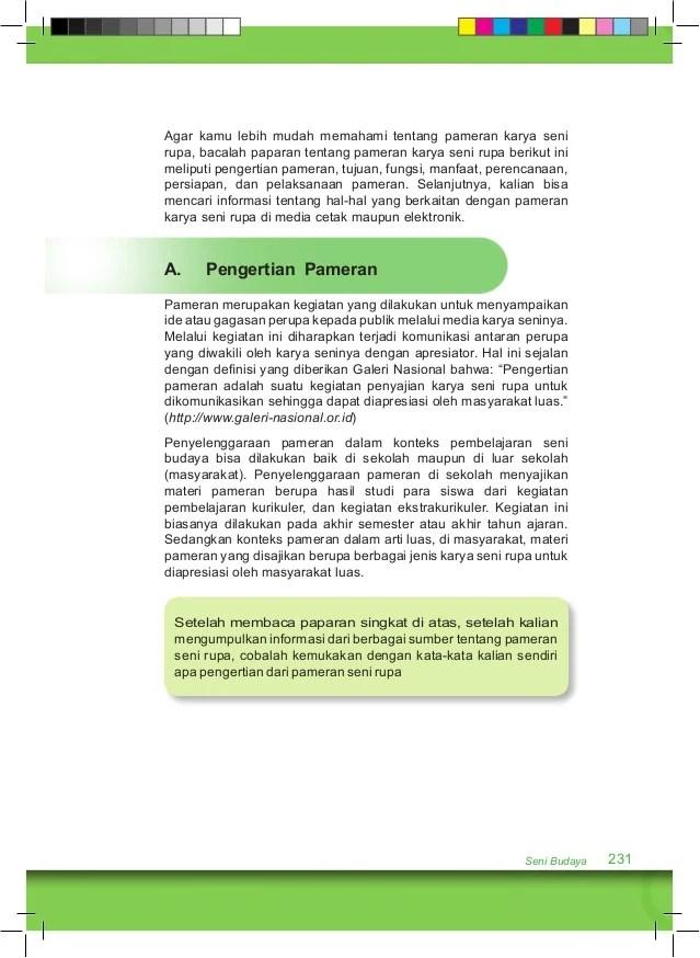 Manfaat Evaluasi Setelah Pelaksanaan Pameran Adalah : manfaat, evaluasi, setelah, pelaksanaan, pameran, adalah, Kelas, Budaya