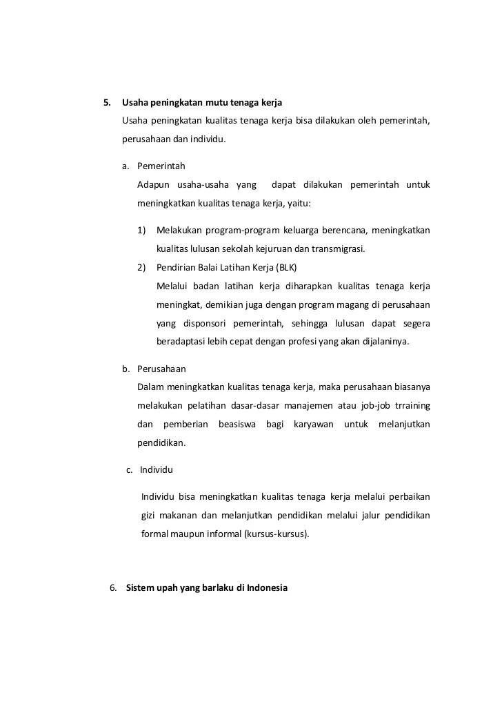 Upaya Peningkatan Tenaga Kerja : upaya, peningkatan, tenaga, kerja, Usaha, Untuk, Meningkatkan, Tenaga, Kerja, Dilakukan, Dengan, Kumpulan, Kerjaan