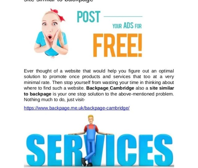 Backpage Cambridge An Alternative To Backpage Backpage Cambridge Alternative To Backpage