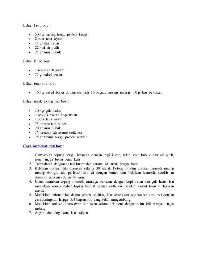 40 Gr Berapa Sendok : berapa, sendok, Bahan