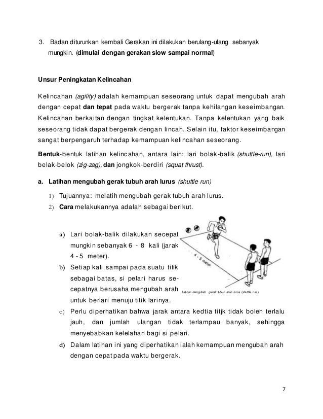 Cara Melakukan Lari Bolak Balik : melakukan, bolak, balik, Latihan, Kelincahan, Untuk, Mengubah, Gerak, Tubuh, Lurus, Dapat, Dilakukan, Dengan, Melakukan
