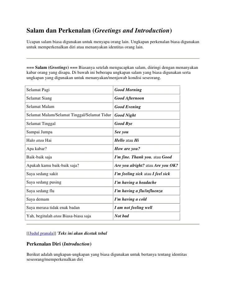 Bahasa Inggris Menyapa : bahasa, inggris, menyapa, Bahasa, Inggris