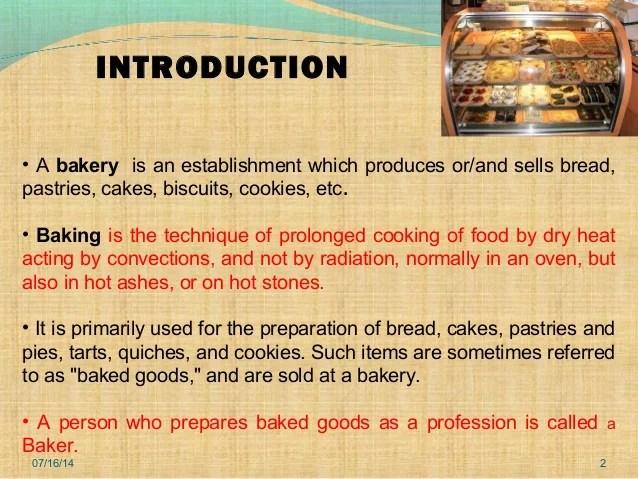 Bakery Business Prolay Arijit