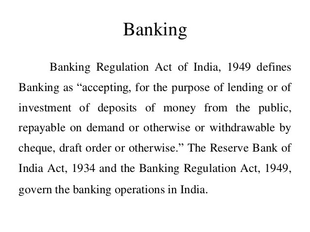 Banking operations management notes Role of Operations Management Essay 20190125