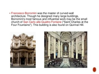 baroque architecture facade history renaissance