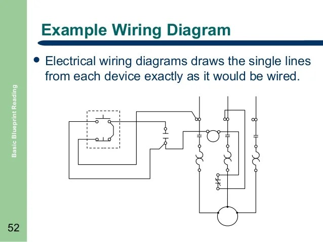 How To Read Control Wiring Diagrams How To Read Electrical Control