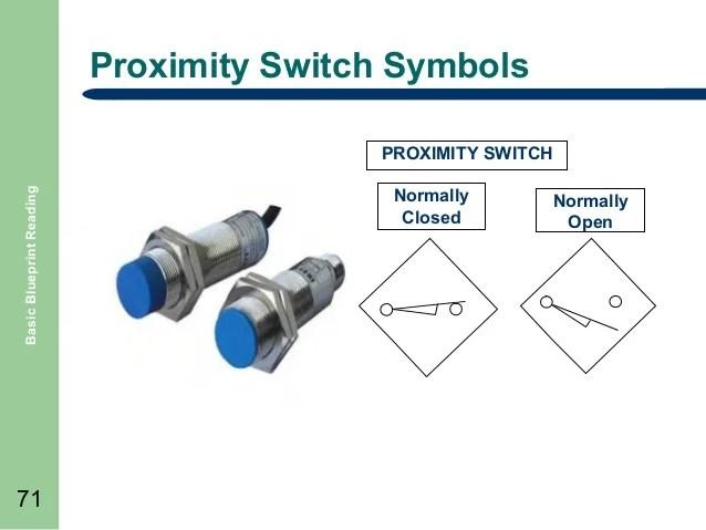 Proximity Sensor Schematic Symbol