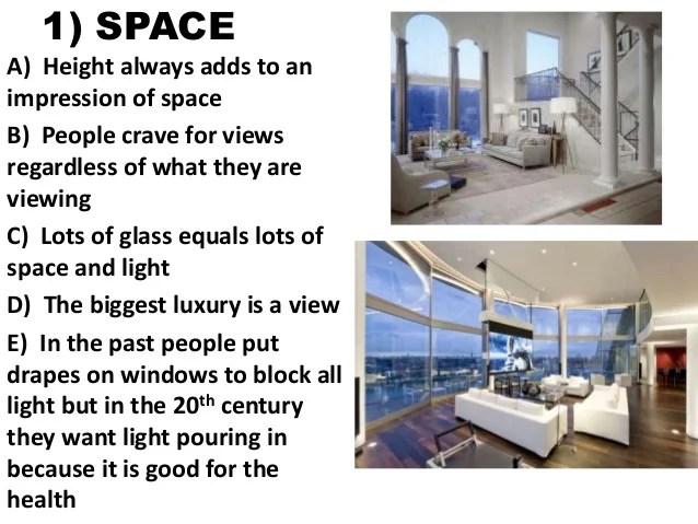 Basic Interior Design Rules