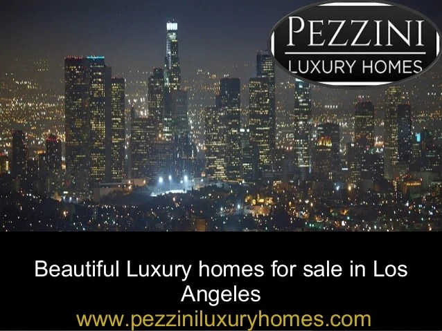Luxury homes in los angeles for Los angeles luxury homes for sale