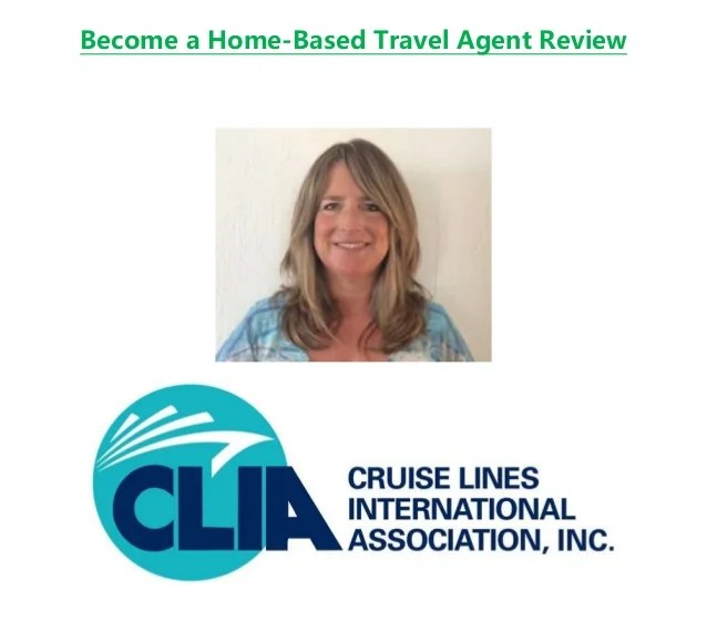 Become a homebased travel agent review