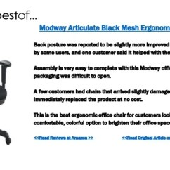 Ergonomic Chair Pros Seafoam Green The 8 Best Office Chairs 4 Modway Articulate Black Mesh Lots