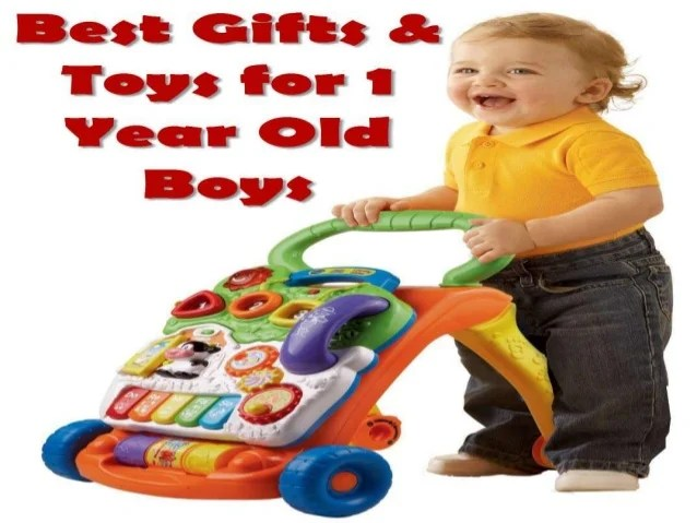 Best Gifts Toys For 1 Year Old Boys