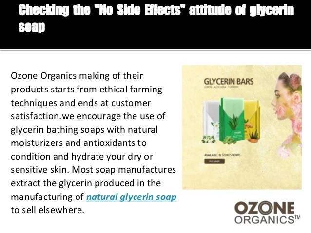 Best glycerin soaps for glowing skin