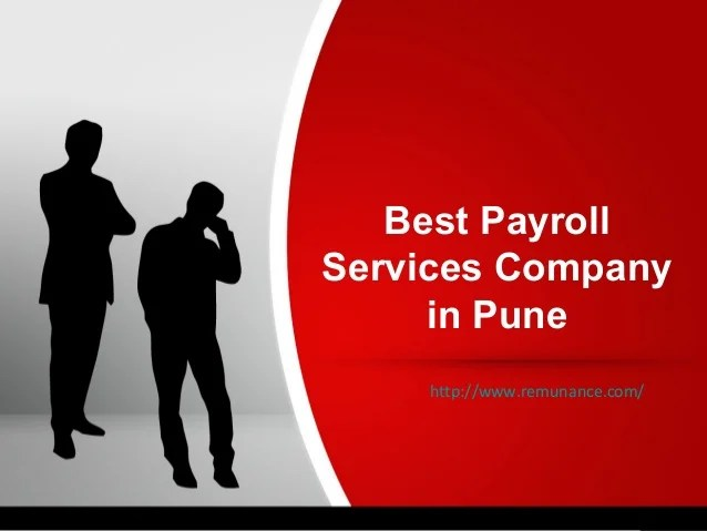 Best Payroll Services Company In Pune