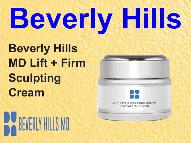 Beverly hillsbeverly hillsmd lift firmsculptingcream