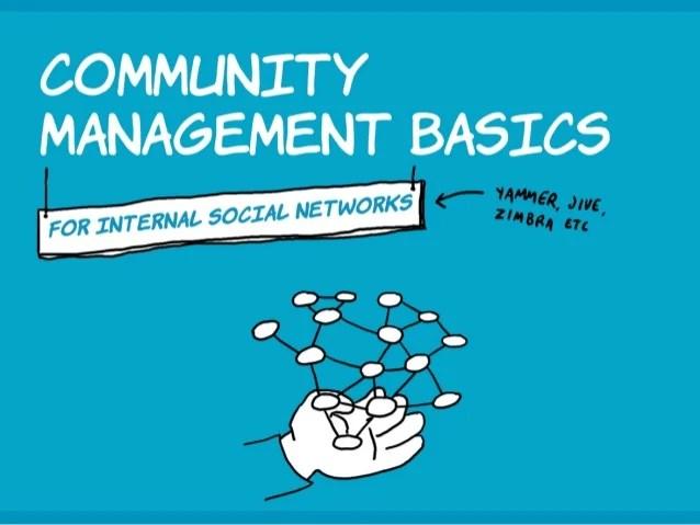 Community Management Basics For Internal Communicators