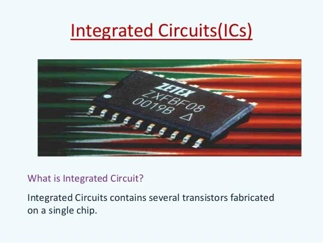 Understanding Integrated Circuit