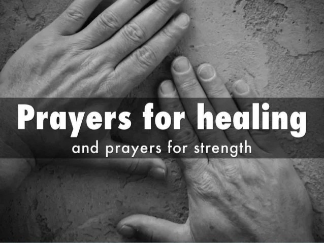 Praying For Your Strength