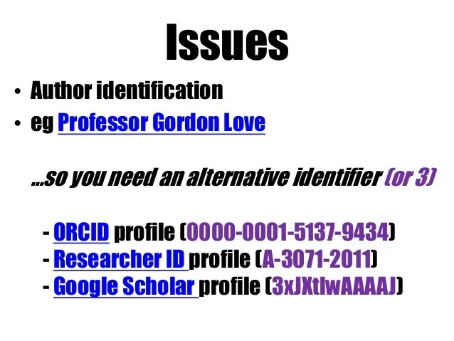 Bibliometrics, Journal Impact Factors And Maximising The