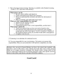 High School Ecology Review Worksheet 1. High. Best Free ...