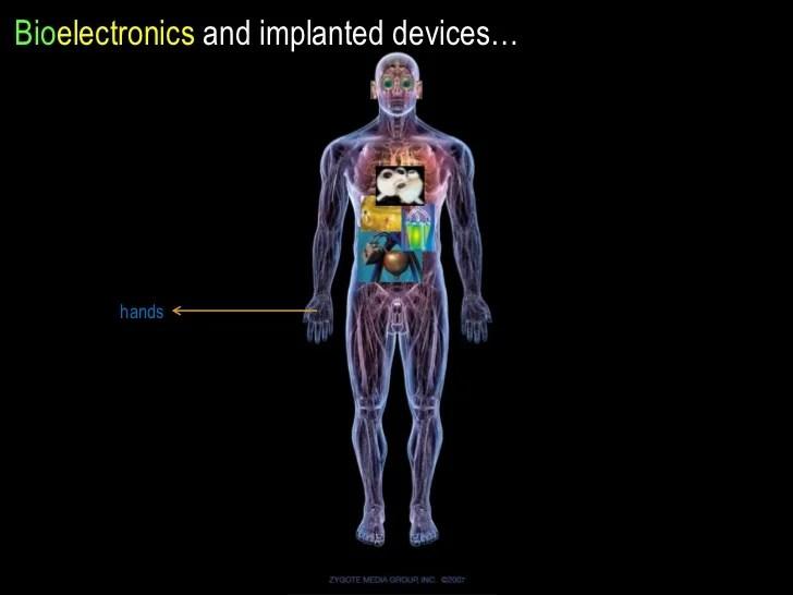 Electronics Biology Bioelectronics