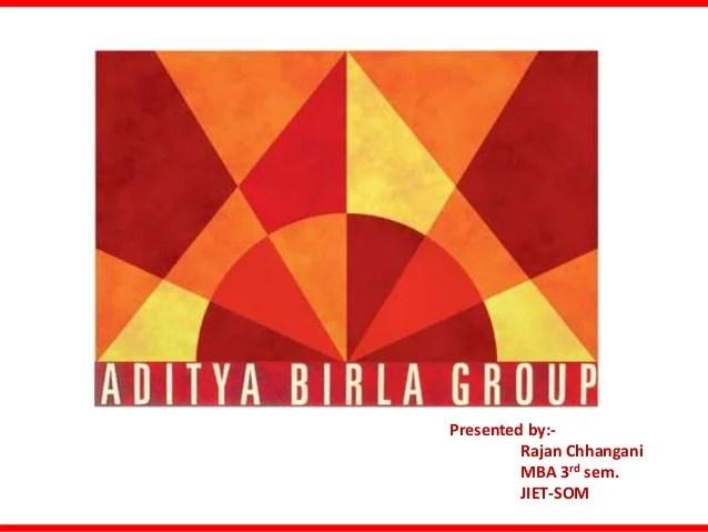 Birla white  Aditya Birla Group