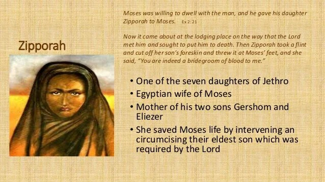 moses two sons