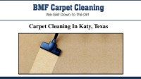Carpet Cleaning In Katy, Texas