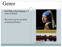 Girl With a Pearl Earring Book review