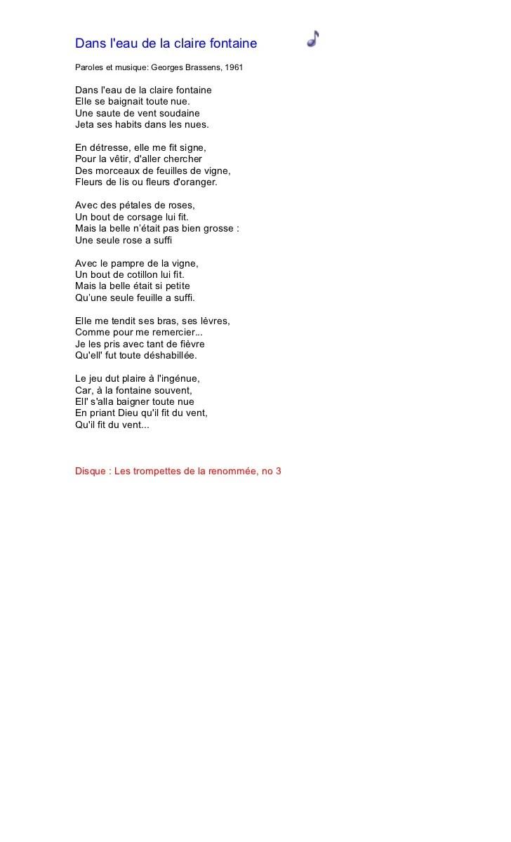 Georges Brassens Le Petit Chemin : georges, brassens, petit, chemin, Brassens
