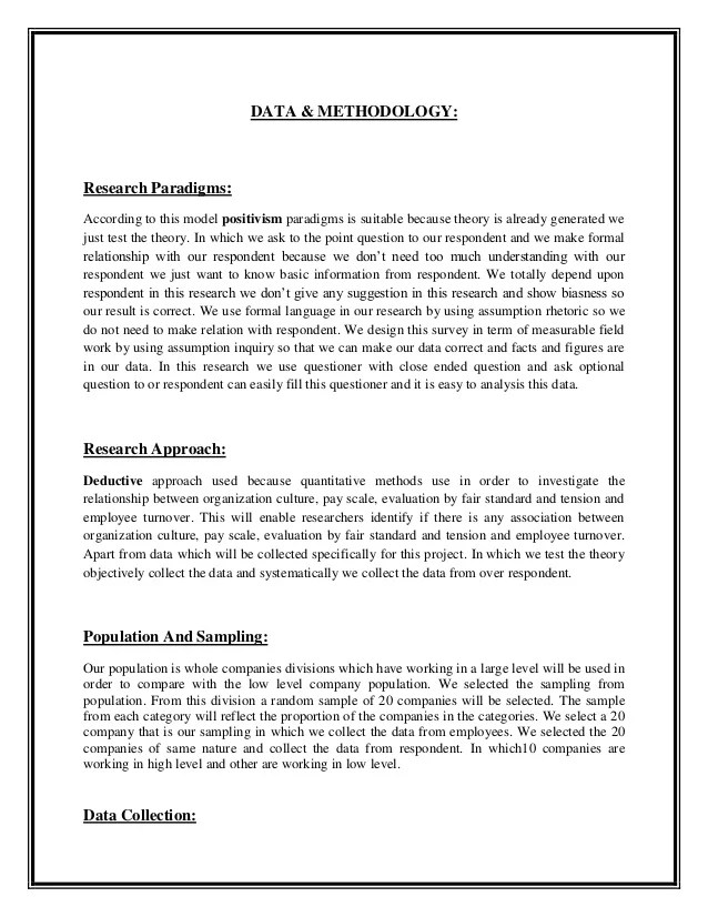 essay proposal letter of intent thesis