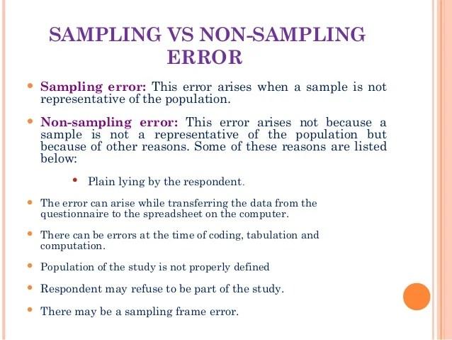 Sampling Frame Sample Pdf | Frameswalls.org