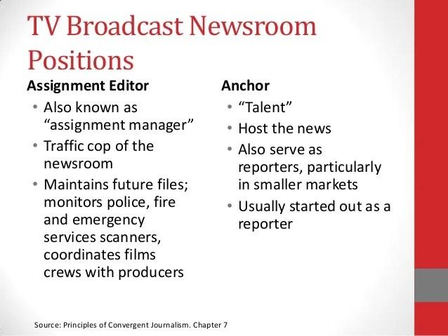 Broadcast news1