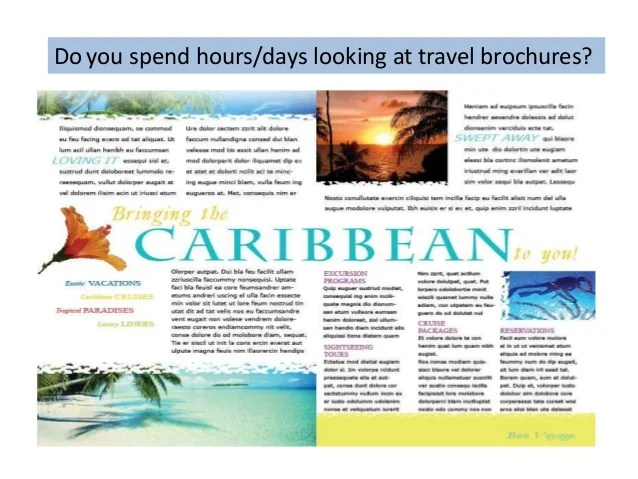 Brochure Or One Stop Vacation Planner?