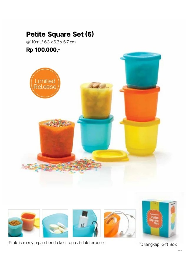 Promo Tupperware November 2018 : promo, tupperware, november, Brosur, Tupperware, November, Lakaran