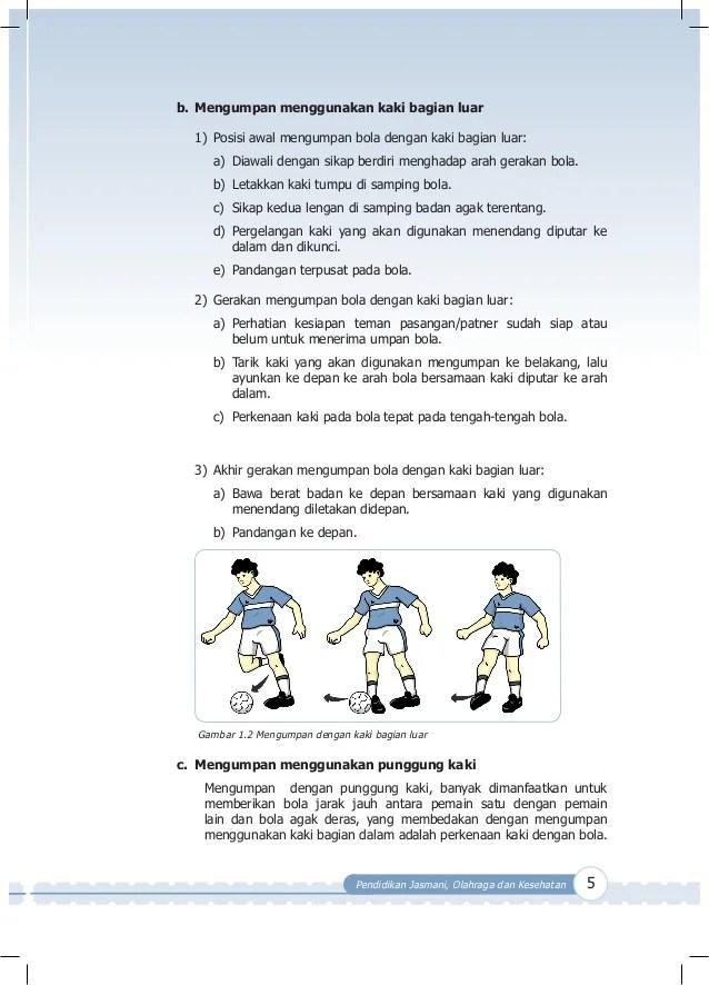 Bagaimana Gerakan Mengumpan Menggunakan Kaki Bagian Dalam Pada Permainan Sepak Bola : bagaimana, gerakan, mengumpan, menggunakan, bagian, dalam, permainan, sepak