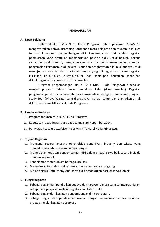 Karya Tulis Study Tour Bali : karya, tulis, study, Contoh, Laporan, Kegiatan, Study, Yogyakarta, Kumpulan
