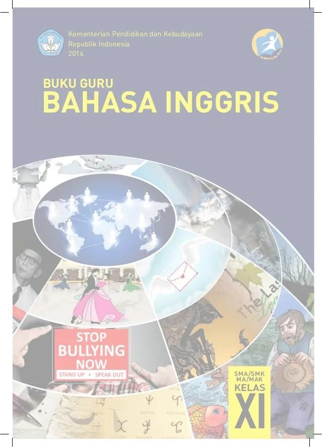 Buku Bahasa Inggris Kelas 11 : bahasa, inggris, kelas, Pegangan, Bahasa, Inggris, Kelas, Kurikulum, (matema…