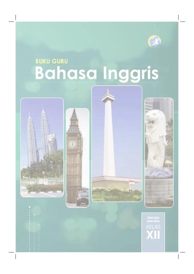 Buku Bahasa Inggris Kelas 12 Kurikulum 2013 : bahasa, inggris, kelas, kurikulum, Pegangan, Bahasa, Inggris, Kelas, Kurikulum