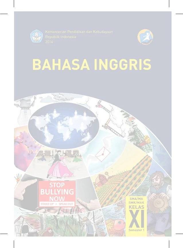 Buku Bahasa Inggris Kelas 11 : bahasa, inggris, kelas, Bahasa, Inggris, SMA/SMK, Kelas, Kurikulum