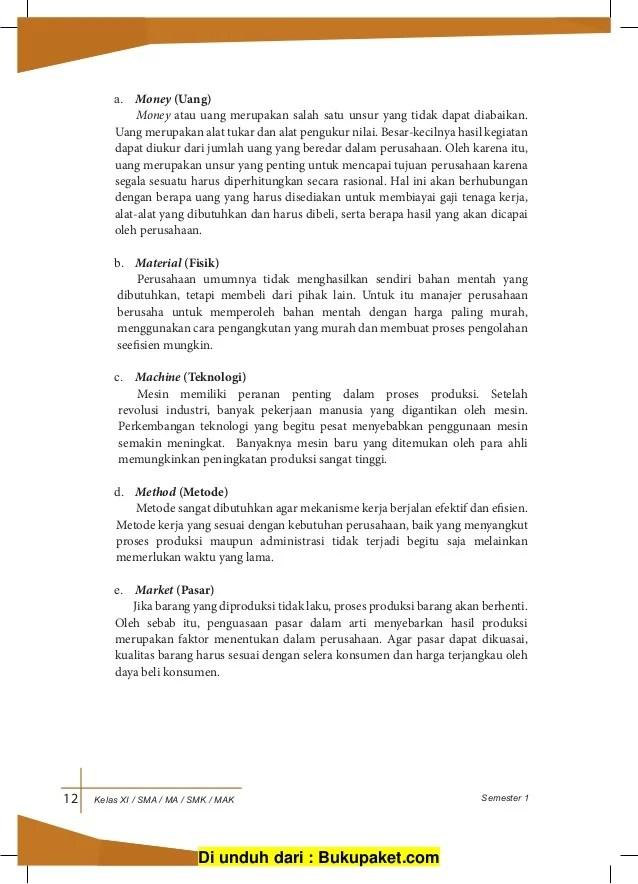 Pengertian Bahan Baku Dan Jenis-jenis Yang Harus Anda Tahu
