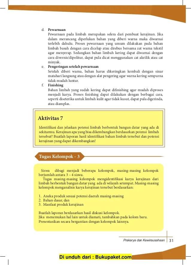 Sebutkan Tujuan Pengemasan Karya Kerajinan : sebutkan, tujuan, pengemasan, karya, kerajinan, Sebutkan, Tujuan, Pengemasan, Produk, Kerajinan, Limbah, Berbahan, Lunak