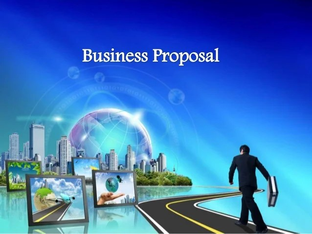 educational proposal templates