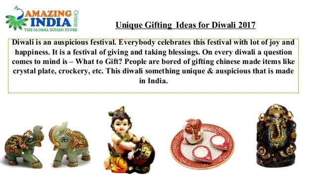 Buy Handcrafted Diwali Gifts 2017 Amazing India Online