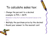 How To Calculate Sales Tax Formula | calculating sales tax