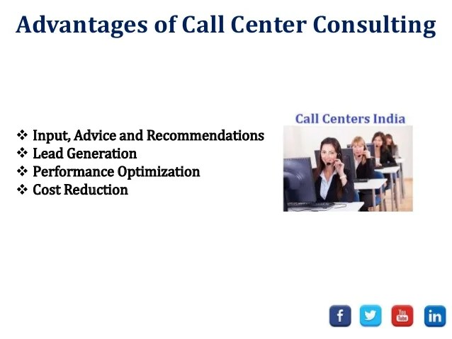 Call Center Consulting Solutions  CallCenetrsIndiacom