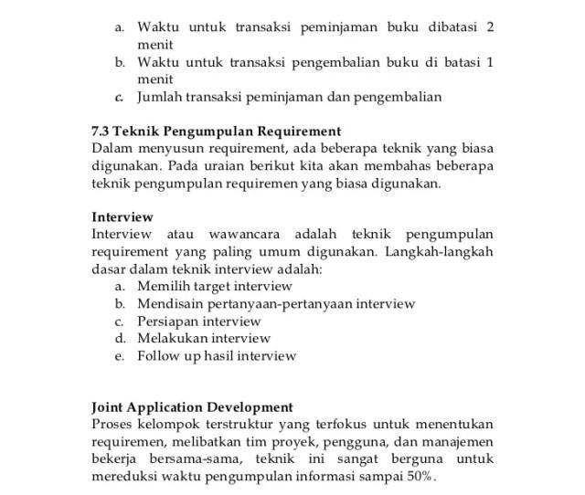 Digunakan Untuk Menampilkan Prosedur Pendaftaran Anggota Baru Performance